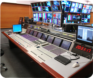 TV Studio and Virtual Studio
